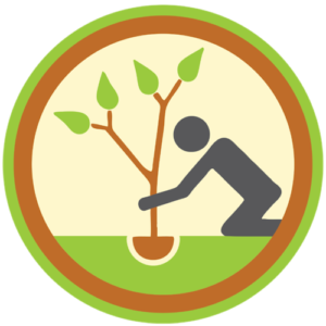 Tree Planting sign image