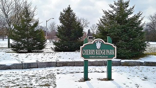 Pelham parks image cherry ridge