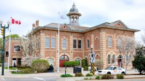 Orangeville Town Building